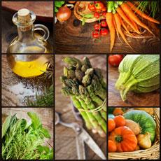 Mediterranean dietary patterns in the 1960s - Seven