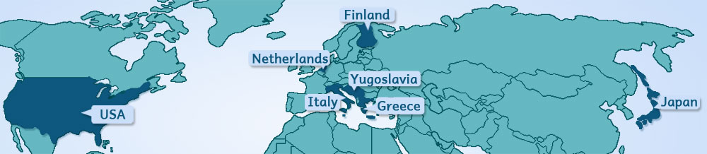 The seven countries study countries yugoslavia croatia and serbia home gumiabroncs Gallery